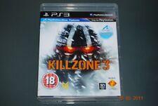 Killzone 3 PS3 Playstation 3 **FREE UK POSTAGE**