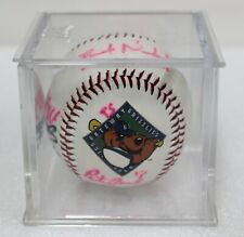 Gateway Grizzlies Autographed Baseball - 2003 Season