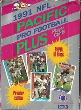 1991 Pacific NFL Pro Football Trading Cards 36 Sealed Packs