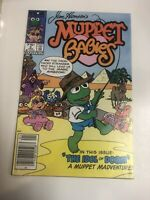 Muppet Babies (1985) # 5 (NM) Canadian Price Variant CPV ! Rare !
