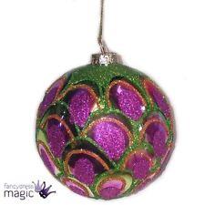 Decorazioni in oro palla per albero di Natale