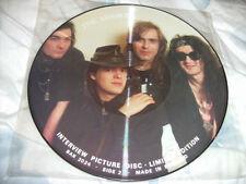 "Rock Picture Disc Pop 12"" Singles"