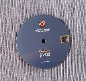 Omega Constellation f300 Cadran