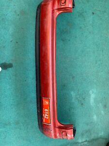 Ford Galaxy 2003-2009 Rear Bumper
