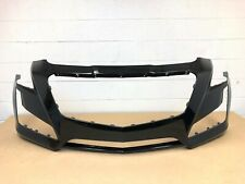 2014 2015 2016 2017 2018 2019 cadillac cts front bumper cover (black color) #2