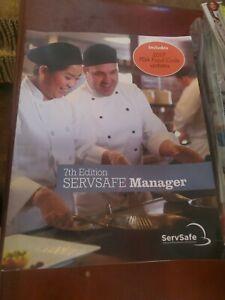 7th Edition Servesafe Coursebook