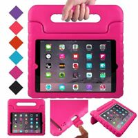 For iPad 234 Air Pro 9.7 11 Mini 12345 Shockproof Kids Safe EVA Stand Case Cover