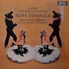 ALBENIZ - SUITE ESPANOLA - DECCA - SXL 6355 -  FRÜHBECK DE BURGOS - 180G