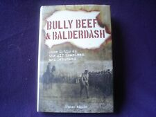 BOOK MILITARY WAR BULLY BEEF & BALDERDASH 600 PAGES AUSTRALIAN ARMY