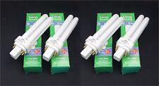 4 X Anillo 13W Pl Lámpara Ahorro De Energía G24q de 4 Pines (B1)