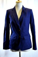 Tommy Hilfiger Two Button Royal Navy Blue Jacket Size 6...