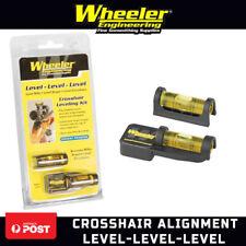 Wheeler Engineering Scope Level Kit  - #113088 Crosshair Alignment Leveling ...