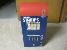 Vintage Postage Stamp Vending Machine - 1960's - Coin Operated - Post Office