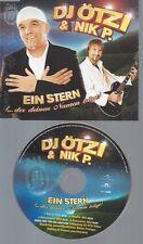 CD--DJ ÖTZI & NIK P  -- ----EIN STERN DER DEINEN NAMEN TRÄGT-