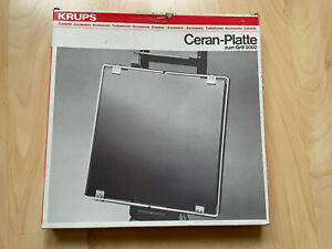 KRUPS Grillsystem 2002 Ceranfeld