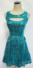 WINDSOR Turquoise Prom Dance Party Dress 11 - $90 NWT
