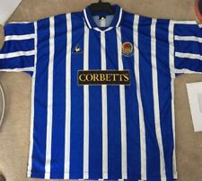 Vintage & Very Rare Chester City F.C. Soccer / Football Jersey Corbetts
