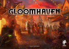 GLOOMHAVEN Board Game 2nd Edition - Brand New Factory Sealed - Available Now