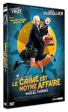 DVD *** LE CRIME EST NOTRE AFFAIRE *** Catherine Frot, André Dussollier ( neuf )