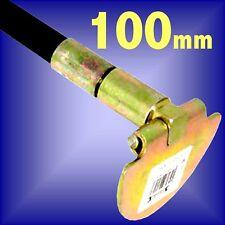 100mm DROP SCRAPER DRAIN GUTTER CLEANER rod attachment