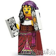 Lego 71000 Minifigure Series 9 -   Fortune Teller Tarot Cards - NEW