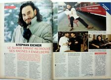 Mag 1995: STEPHAN EICHER_PINOCCHIO_HUBERT REEVES_David SOUL_Charles BRONSON