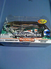 Transformers DOTM  Roadbuster Sgt. Recon  Human  Alliance  NEW