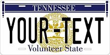 Tennessee 1977 Tag License Plate Personalized Auto Car Custom VEHICLE OR MOPED