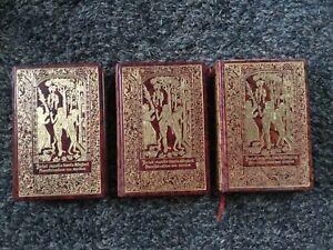 DANTE. La Divine Comédie , complets des 3 tomes. Jean de Bonnot 1971 - 1972.