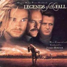 Legends of the Fall [Original Soundtrack] by James Horner (CD, May-1995, Epic)