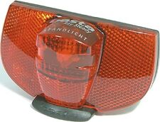 Fahrrad Rücklicht LED  Basta Ray Steady Standllicht Bolz Abstand 50mm #r 01211