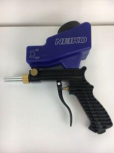 Neiko 30068A Abrasive Air Sand Blaster Handheld Gun | Replaceable Steel Nozzle |