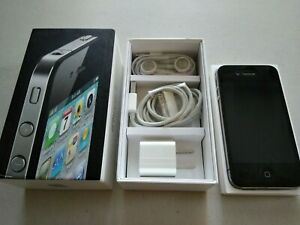 Apple iPhone 4 - 32GB - Black (Unlocked) A1332 (GSM)