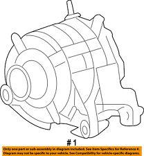 mopar charging starting systems for dodge nitro ebay 2007 Dodge Nitro Engine Diagram dodge chrysler oem 2011 nitro 4 0l v6 alternator 5149274aa
