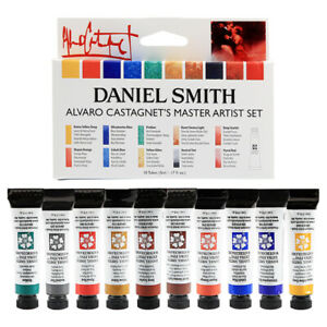 DANIEL SMITH Alvaro Castagnet's Master Artist Set 5 ml tube