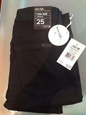 Joe's Sooo Soft High Rise Leggings Stretch Denim Pants Jeans Black 25 MSRP $179
