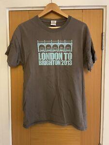 London To Brighton Mini Run T Shirt 2013