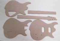 Ibanez D 500 Gitarre Schablone templates Gitarrenbau