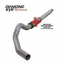 DIAMOND EYE Exhaust System Cat-back Steel Ford, 6.0L  2003-2007 # K5344A-RP