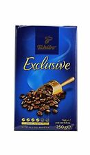 Tchibo Exclusive Coffee, Premium Ground, 8.8-Ounce Vacuum Packs (Pack of 4), New