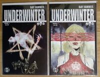 Underwinter 1 Regular and Jeff Lemire Variant Ray Fawkes Image Comics Horror