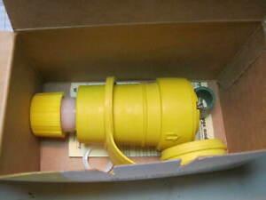 Daniel Woodhead 27W47 Turnex Watertite Connector 20A 125 Volt  1301470044...