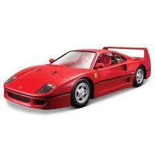 Coches deportivos y turismos de automodelismo y aeromodelismo de plástico, Ferrari de escala 1:24