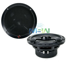 "ROCKFORD FOSGATE T1650 300W MAX POWER 6-1/2"" 2-WAY FULL RANGE CAR AUDIO SPEAKERS"