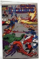 Excalibur (1988 Series) 9 10 11 12 13 14 15 16 17 18 NM