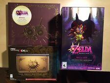 BNIB New Nintendo 3DS XL Majora's Mask Limited Edition Bundle