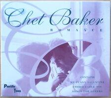 Romance by Chet Baker - Rereleased Jan-1999, 3 Discs - Factory Sealed!!!