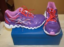 REEBOKS ZIGLITE RUSH YOUTH SIZE 7 PURPLE NEW IN BOX FREE SHIPPING