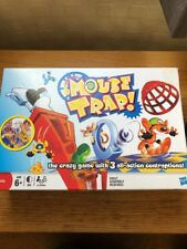 Mouse trap board game. Mouse trap game.