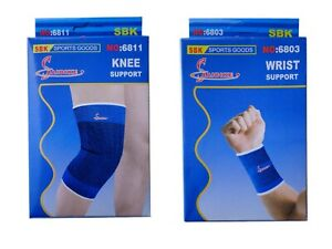 Knee Wrist Support Injure  Straps Supports Wrap Palm Thigh Injure Muscle Support